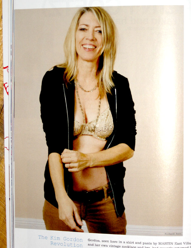 Kim Gordon Nude Pictures 8