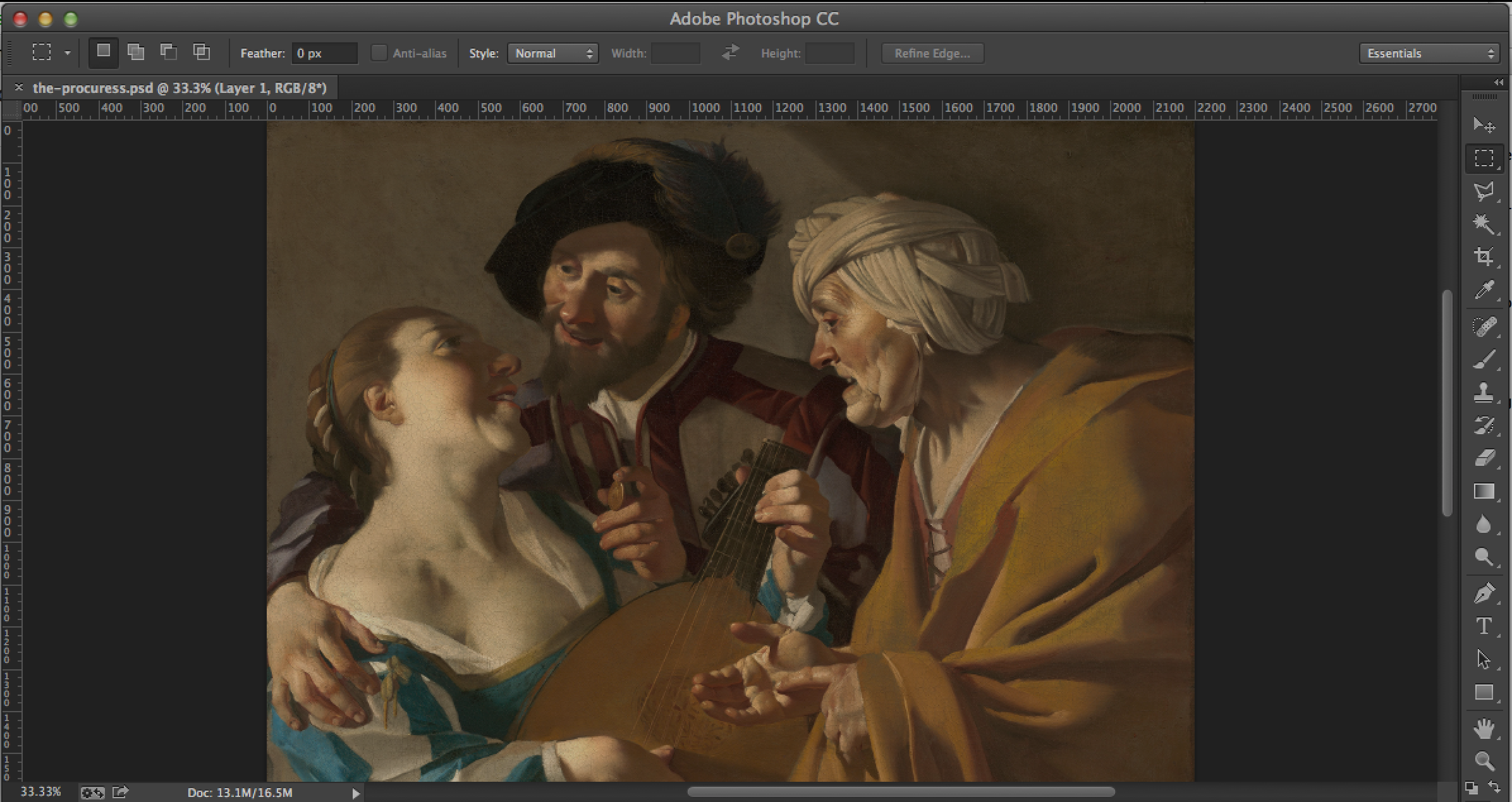 Woo-hoo! You just discovered a Vermeer in your aunt s basement. But who  will verify if it is real? Maybe no one.